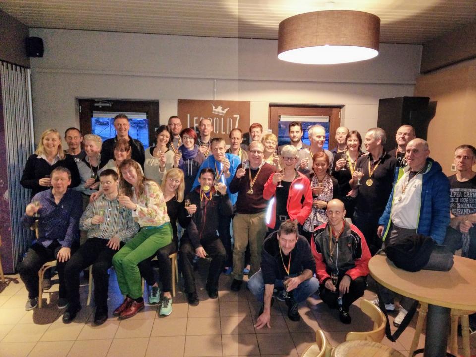 Championnats de Belgique Vétérans 2016